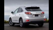 Lexus terá rival para o BMW X1 em 2014; base é o RAV4