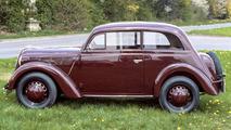 Opel Kadett 80 yaşında