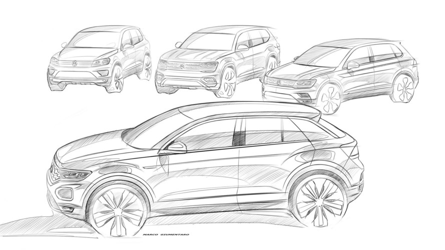 VW Plotting Two New Crossovers; Shorter Lifecycles