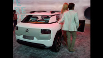 Citroen Cactus concept al Salone di Francoforte 2013