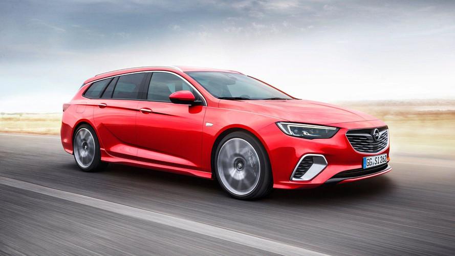 Opel Insignia GSi Sports Tourer