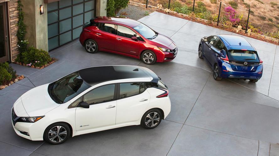 12 percenként talál gazdára Európában egy új Nissan Leaf