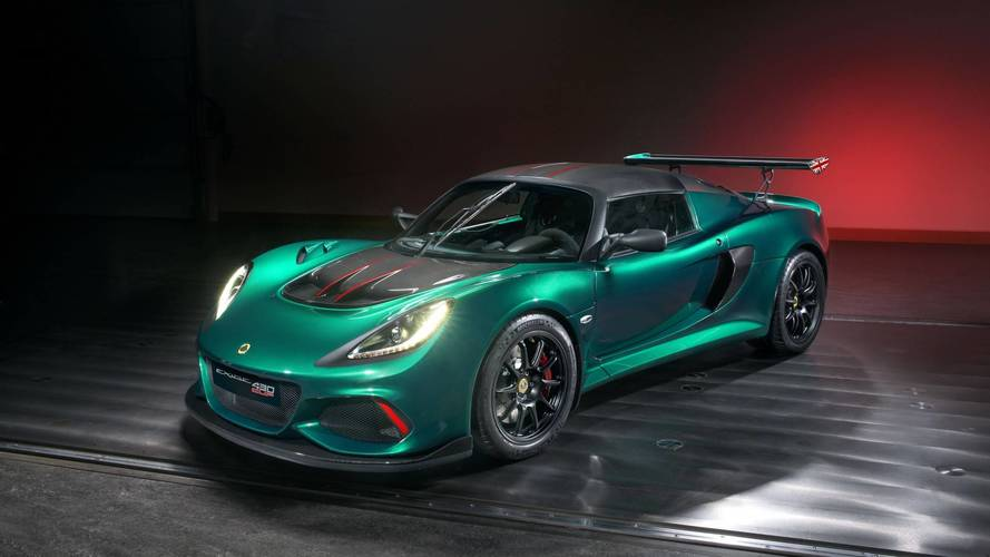 Lotus Exige Cup 430 - La plus extrême d'entre toutes !