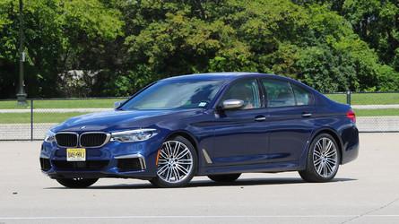 2018 BMW M550i Review