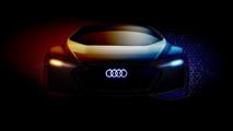 Audi concept teaser