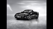 Mercedes SL Night Edition