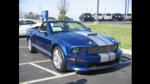 Ford Mustang Shelby GT Convertible