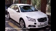 Novo Chevrolet Cruze é flagrado no Brasil?