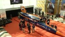 Dünya Kara Hız Rekortmeni, Gerçek Yer Uçağı BloodHound SSC Tanıtıldı