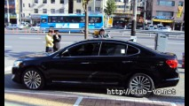 Novo sedan Kia K7 chega como Cadenza em mercados fora da Coréia - Veja mais fotos