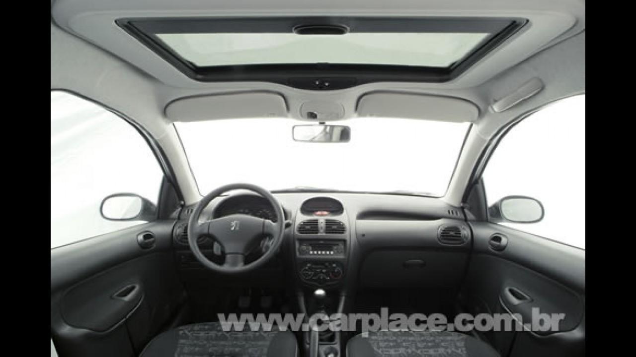 Peugeot 206 SW também terá versão Moonlight