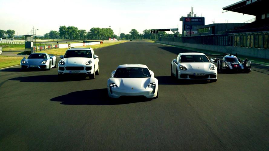 Vidéo - Porsche dévoile la gamme E-Performance