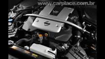 Coupé esportivo Nissan 350Z 2008 chega ao mercado com motor V6 mais potente