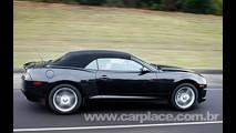 GM divulga imagens da versão de pré-produção do Camaro Conversível
