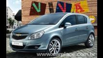 Novo Chevrolet Viva? Sucessor do Corsa brasileiro chega em julho de 2009