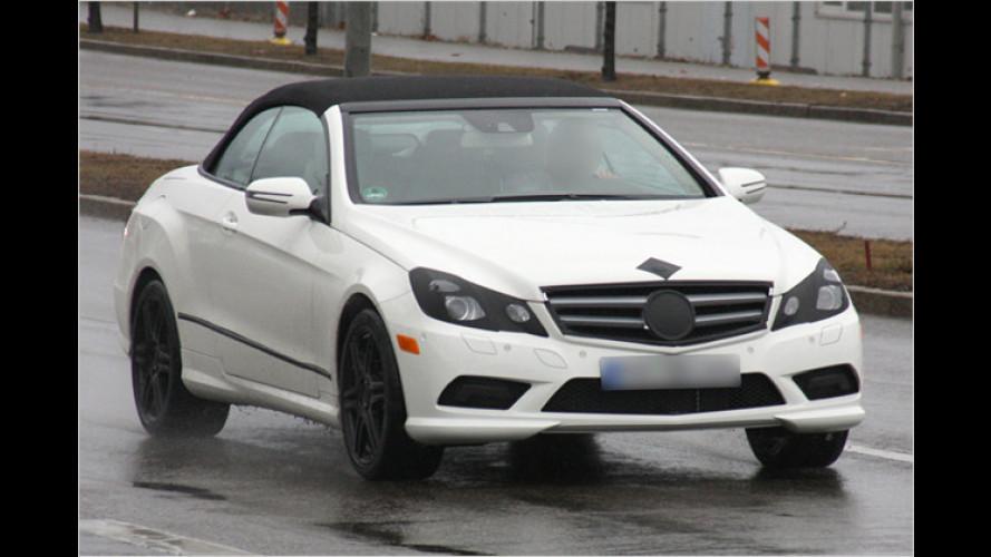 Mercedes E-Klasse Cabrio: Der Stoff, aus dem Träume sind