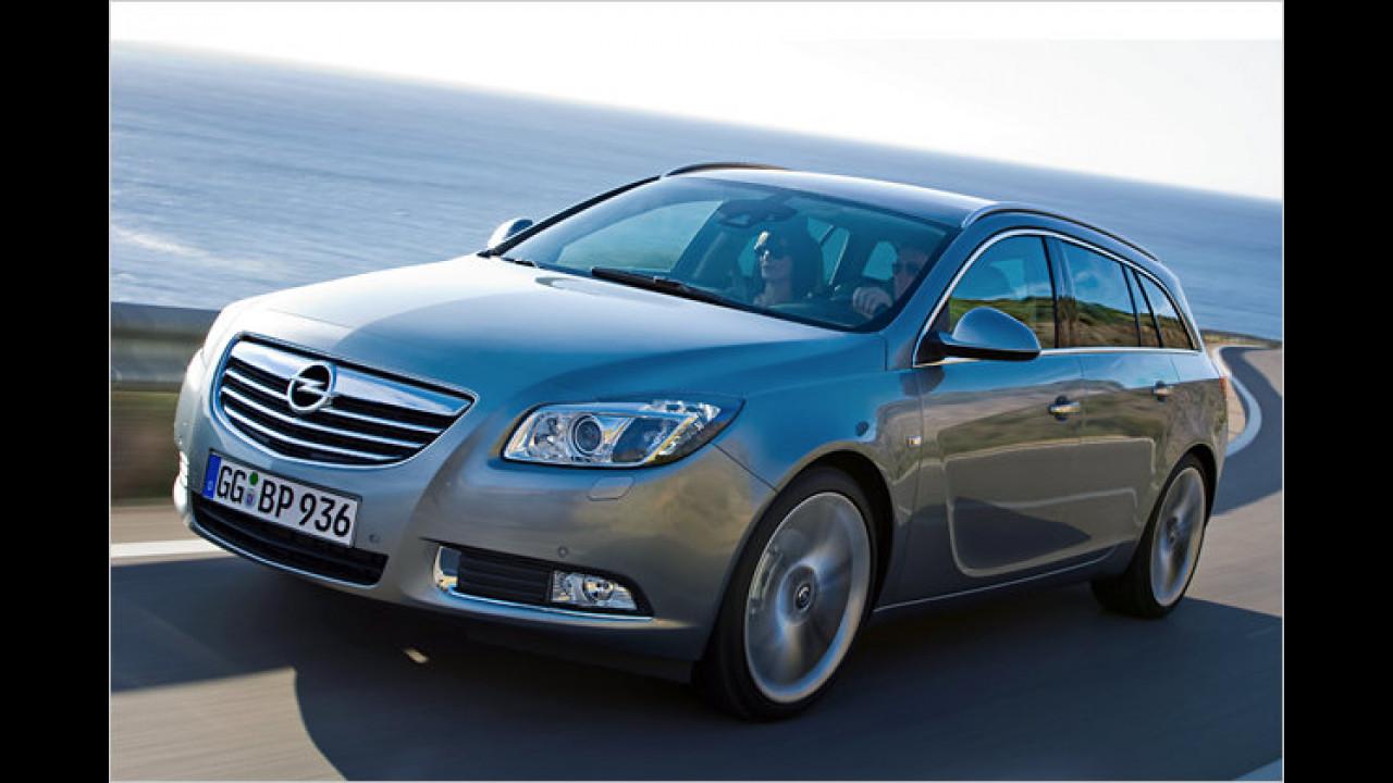 Spar-Kombi von Opel
