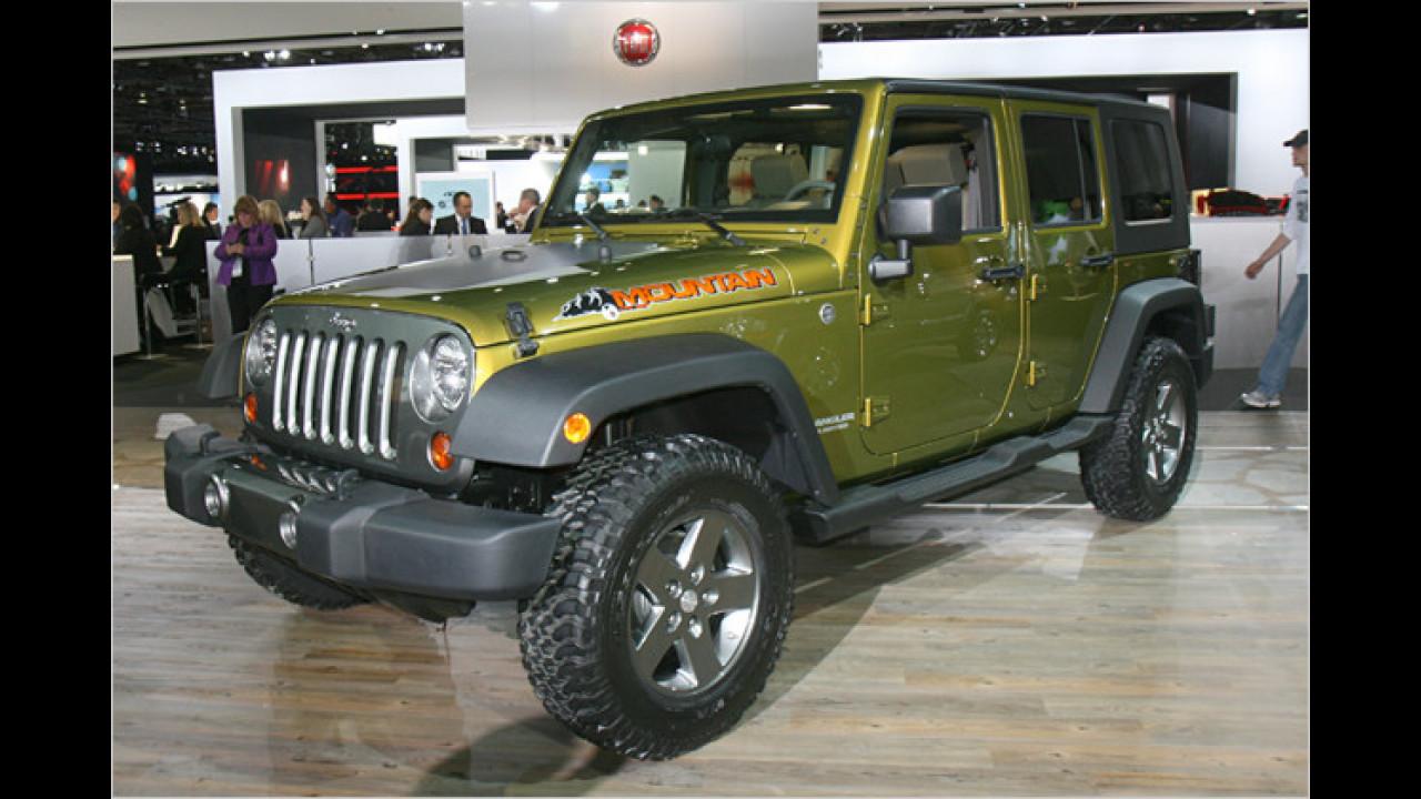 Jeep Wrangler Mountain