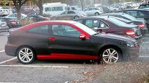 Mercedes CLC Spied