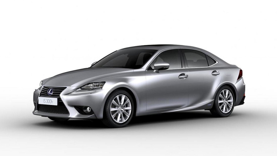 Lexus trademarks the IS 200t moniker in the U.S. - report