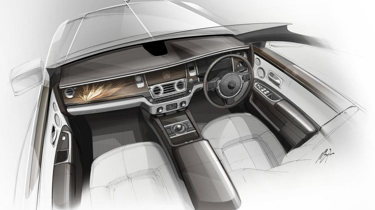 Rolls-Royce Home of Rolls-Royce Edition sketch 16.1.2013