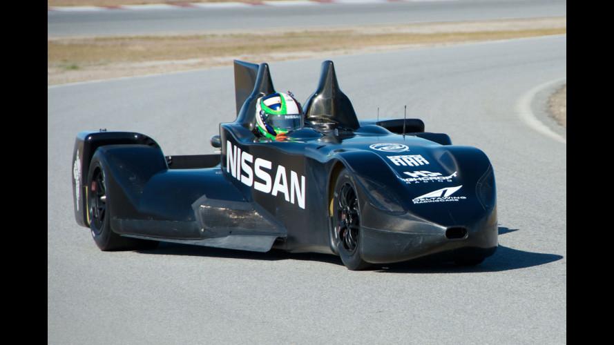 Nissan DeltaWing, rivoluzione a Le Mans