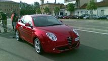 Alfa Romeo Mito Spied in Streets of Turin