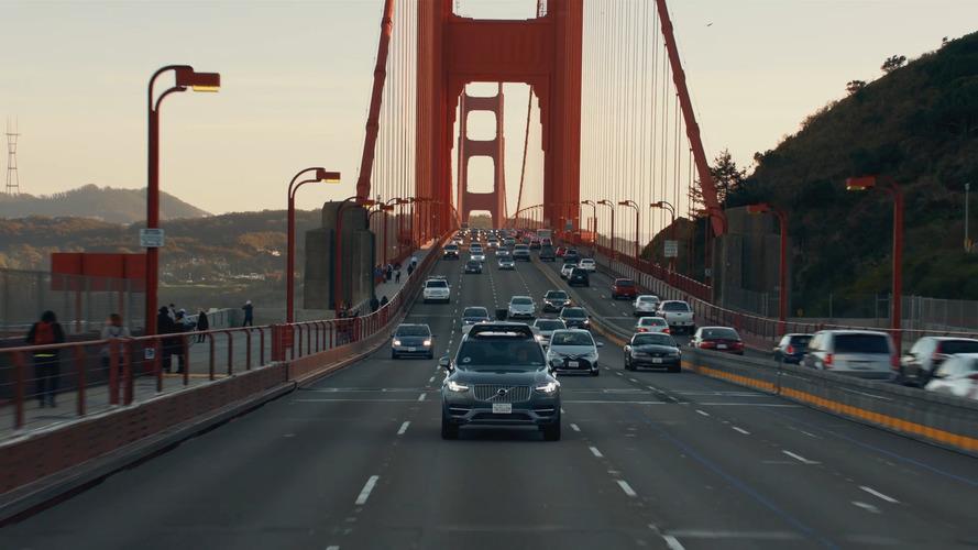Volvo et Uber débarquent à San Francisco