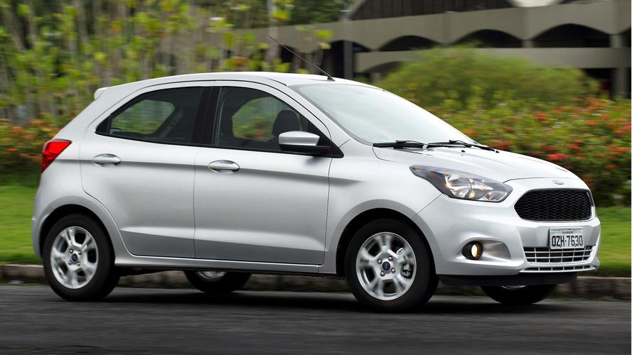 Ford lança o Ka 2018 já com preço promocional e taxa zero