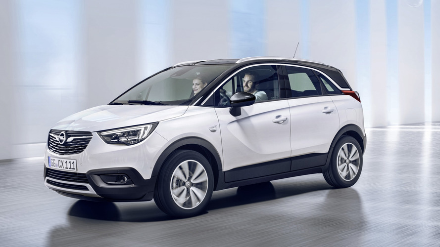 Opel's new Crossland crossover has the X factor