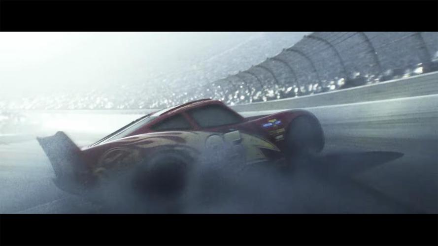 Carros 3 ganha trailer emocionante, com acidente de Relâmpago McQueen