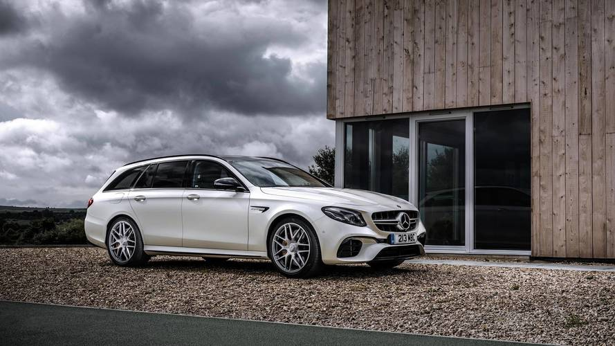 2017 Mercedes-AMG E63 S Estate
