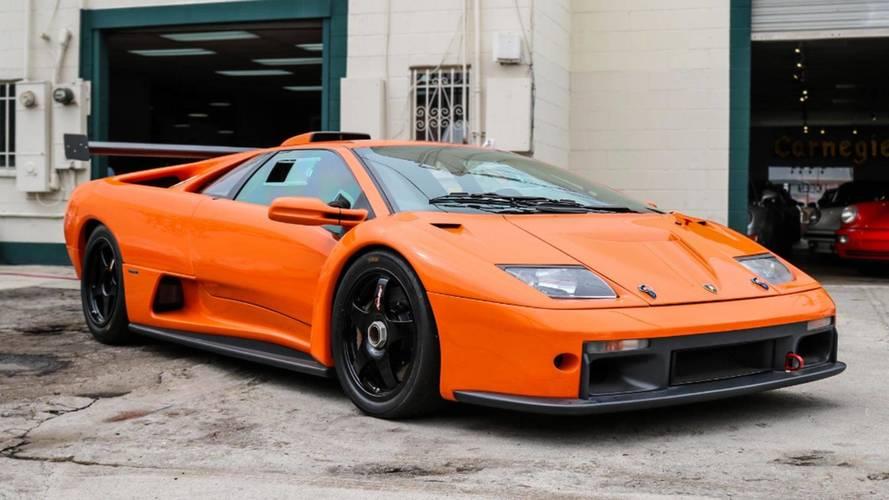 Bu Lamborghini Diablo GTR sizi pistlerin kralı yapabilir