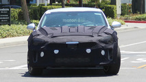 2018 Kia GT spy photos