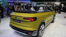 Volkswagen T-Cross Breeze Concept 2016