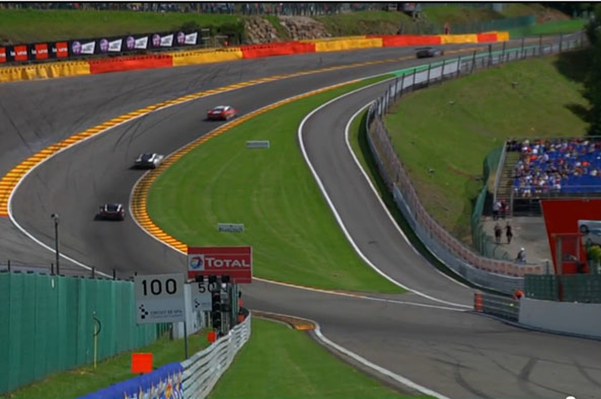 Video: Trackside at the 24 Hours of Spa