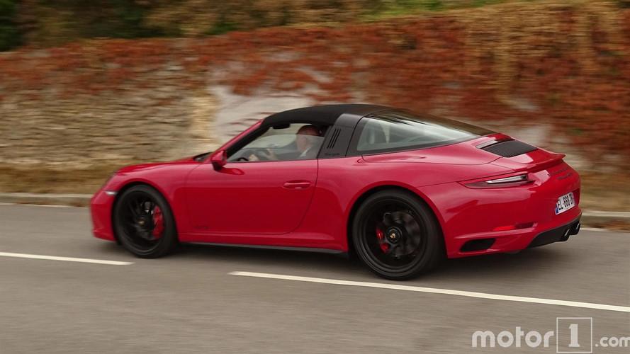 Porsche annonce d'excellents résultats commerciaux