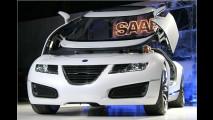 Saab-Überflieger