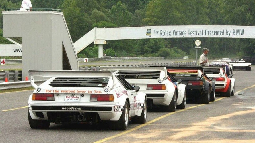 BMW M1 Procar Revival at Hockenheim