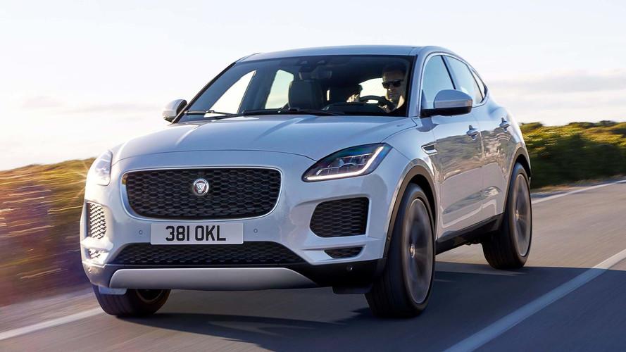Jaguar anuncia SUV E-Pace no Brasil - preços partem de R$ 195.400