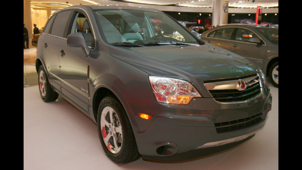 Saturn Vue 2-Mode-Hybrid