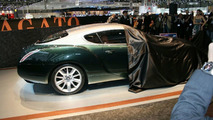 Bentley GTZ Zagato Unveiled at the Geneva Motor Show