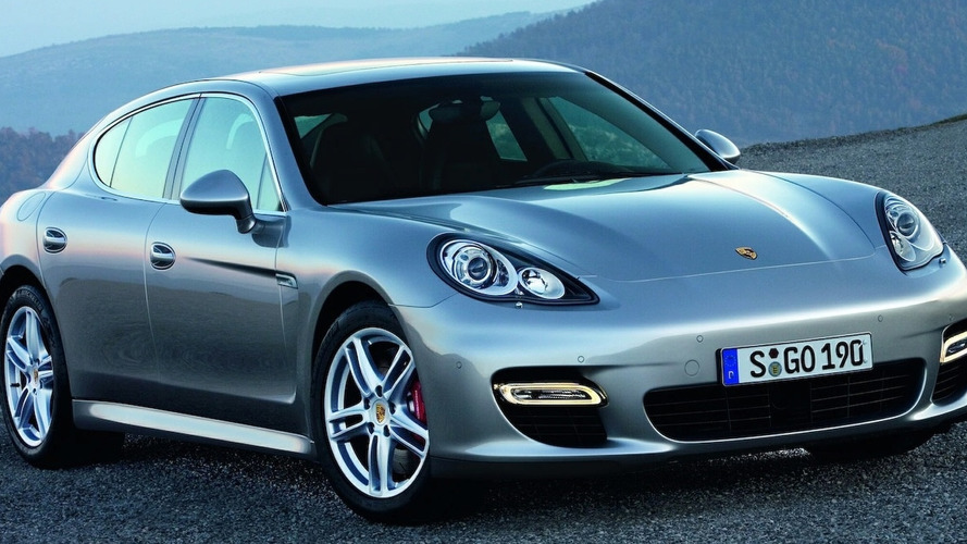 Porsche Panamera U.K. Pricing Announced