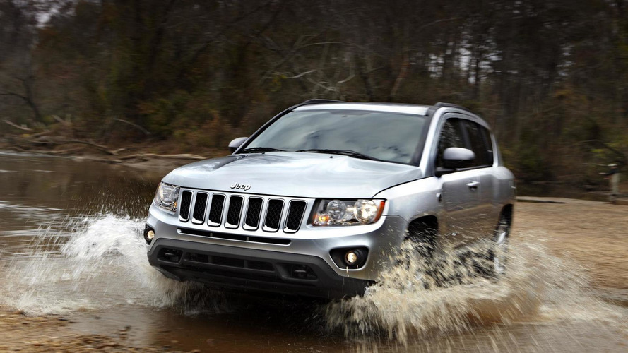 Chrysler to axe Jeep Compass and Town & Country, build SRT Dart - report