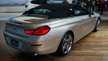 2011 BMW 6-Series Cabrio in Detroit - 2011 NAIAS