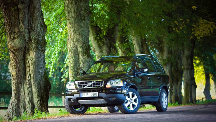 Minor Updates for Volvo XC90 in 2010