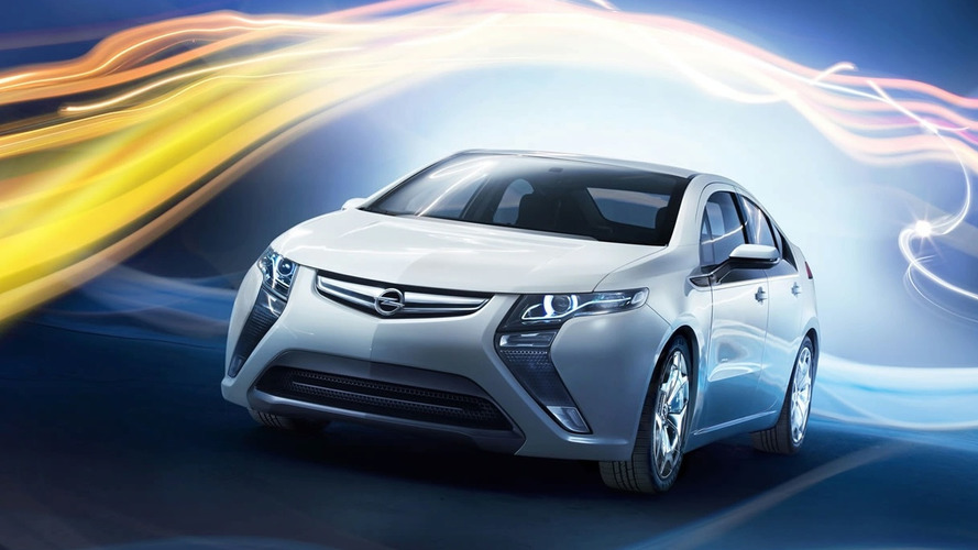 Opel to launch a battery electric vehicle in 2016 or 2017 - report