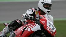Michael Schumacher, IDM German Super Bike Championship,  Hockenheimring, 05.09.2008