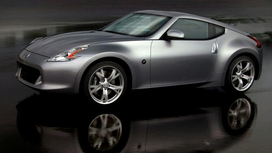 First Official 2009 Nissan 370Z Photos