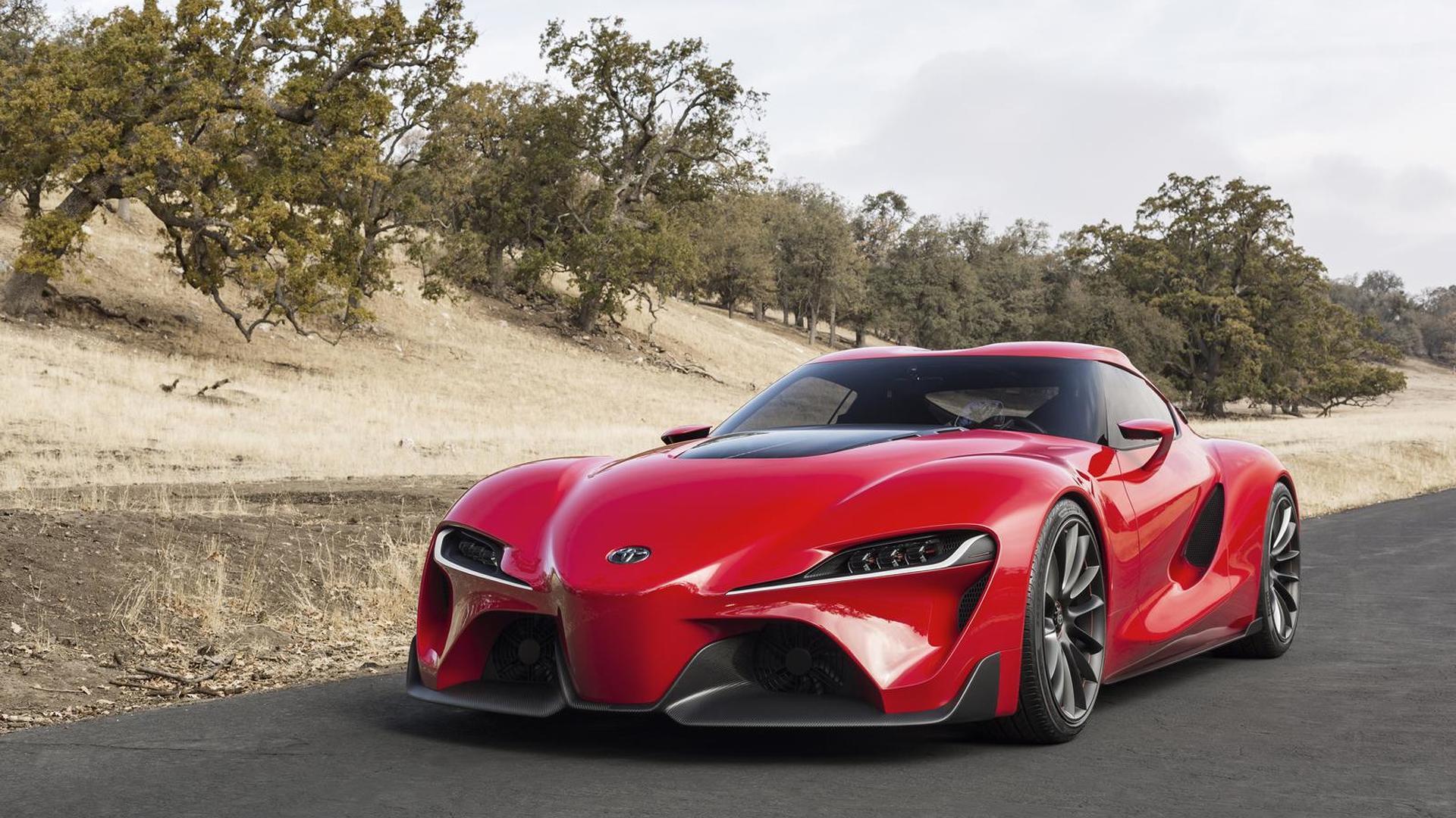 Toyota Supra on schedule for 2018 return